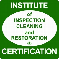 Institute of Inspection Cleaning and Restoration Certificate