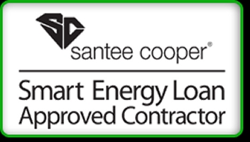 Santee Cooper Smart Energy Loans Approved Contractor
